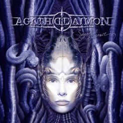 agathodaimon serpents embrace digipak cd