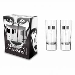 marilyn manson defiant face shot glasses