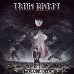 iron angel emerald eyes cd