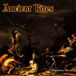 ancient rites blasfemia eternal orange vinyl