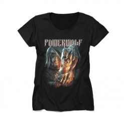 powerwolf hourglass girls shirt
