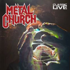 metal church classic live cd