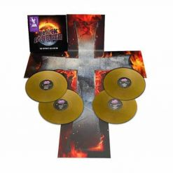 black sabbath the ultimate collection golden vinyl