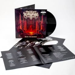 necrophobic dawn of the damned black vinyl