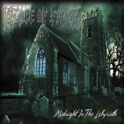 cradle of filth midnight in the labyrinth 2 cd