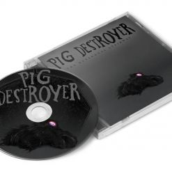 pig destroyer the octagon stairway cd