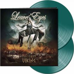 leaves eyes the last viking green vinyl