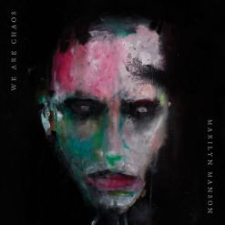 marilyn manson we are chaos digipak cd