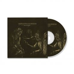 crippled black phoenix ellengaest digipak cd