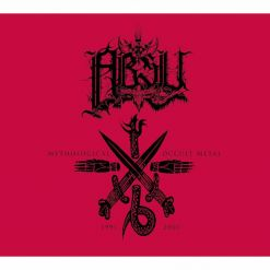 absu mythological occult metal cd