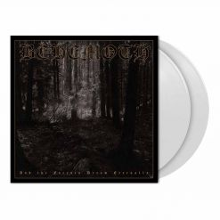behemoth and the forests dream eternally ri white vinyl