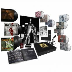 linkin park hybrid theory 20th anniversary edition deluxe box