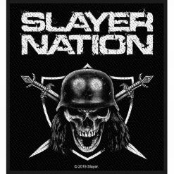 slayer slayer nation patch
