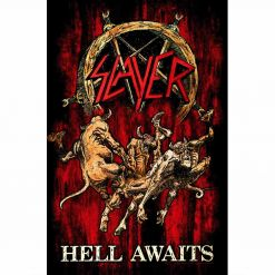 slayer hell awaits flag