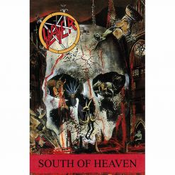 slayer south of heaven flag