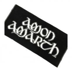 amon amarth logo towel