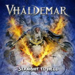vhaldemar straight to hell cd