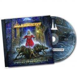 warfect spectre of devastation cd