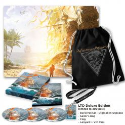 visions of atlantis a symphonic journey to remember deluxe gym bag