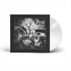vreid welcome farewell white vinyl