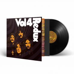 various artists vol. 4 redux black vinyl