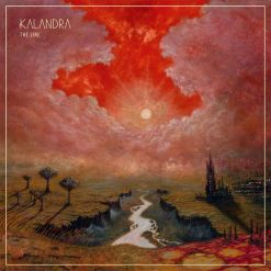 kalandra the line digipak cd