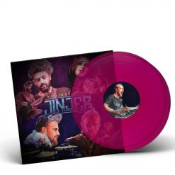 Jinjer - Alive In Melbourne - Purple 2-LP Vinyl
