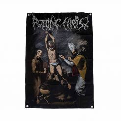 rotting christ the heretics flag