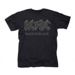 ac dc back in black shirt