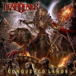 death dealer conquered lands cd