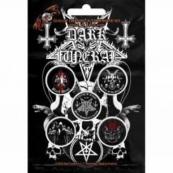 dark funeral the black hordes button pack