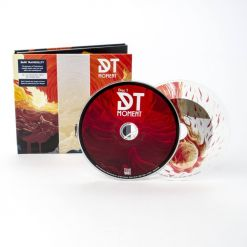 dark tranquillity moment limited double cd patch