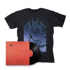 supruga chaos no one is safe black vinyl t shirt bundle