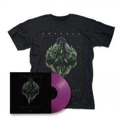 empress premoniton purple vinyl t shirt bundle