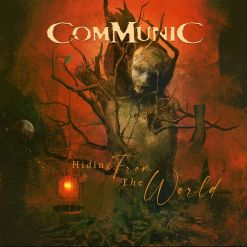 communic hiding from the world digipak cd