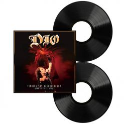 dio finding the sacred heart live in philly 1986 black vinyl