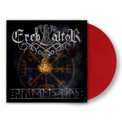 ereb altor blot ilt taut red vinyl