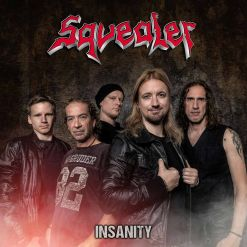 squealer insanity cd