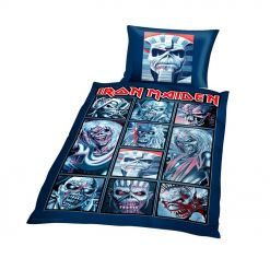 iron maiden ten eddies duvet
