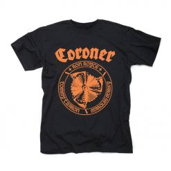 coroner blood blade shirt
