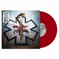 carcass despicable red vinyl