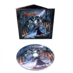 magnum dance of the black tattoo digipak cd