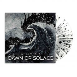 dawn of solace waves splatter vinyl
