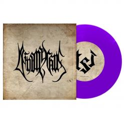deinonychus the audial representation of misery and despair purple vinyl