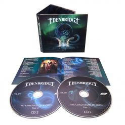 edenbridge the chronicles of eden part 2 digipak cd