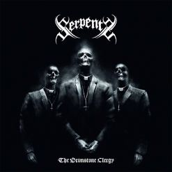 serpents the brimstone clergy digipak cd