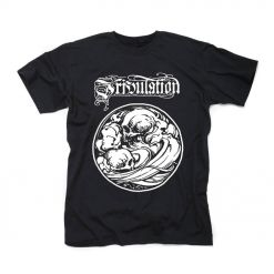tribulation the world shirt