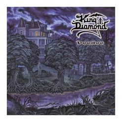 king diamond voodoo cd