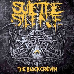 suicide silence the black crown cd