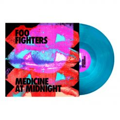 foo fighters medicine at midnight blue vinyl